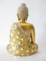 Meditation Buddha gold