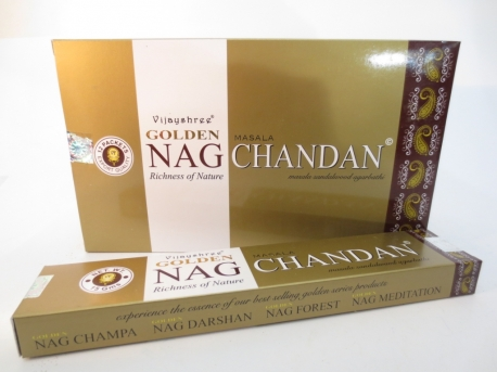 Golden Nag Chandan 15 gram
