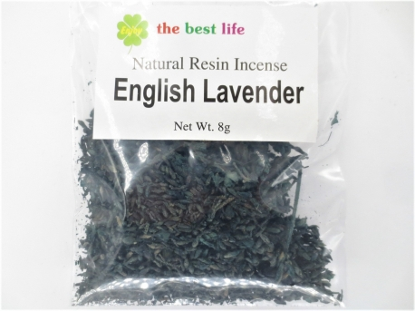Harz Weihrauch - English Lavender 8g