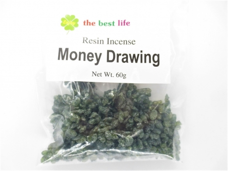 Harz Weihrauch - Money Drawing 60g