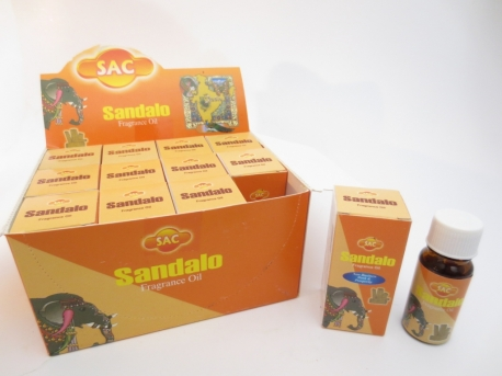 SAC Fragrance Oil Sandalo