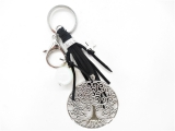 Tree of Life keychain mit opal ball